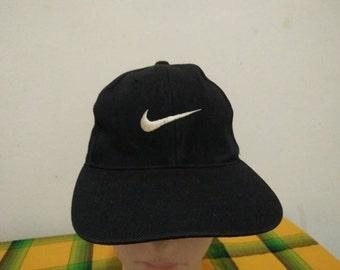 Rare Vintage NIKE SWOOSH | Nike sport Cap Hat Free size fit all