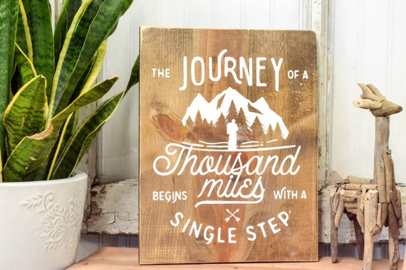 Wood Sign Sayings Rustic Home Decor Cottage Home Decor