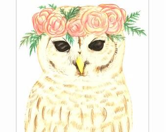 Odette Owl