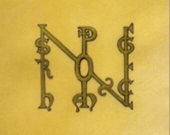 Monogram of Frederick II of Swabia