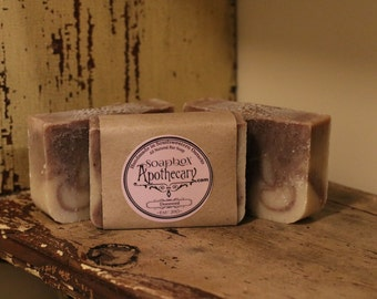 Unscented All Natural Bar Soap
