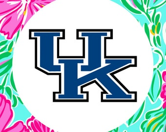 University of Kentucky Wildcats Cutting Files in Svg, Eps, Dxf, Png, Jpeg, and Studio for Cricut & Silhouette