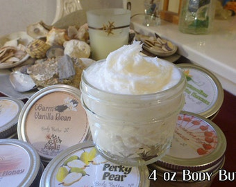 Original Body Butter 4 oz Jar