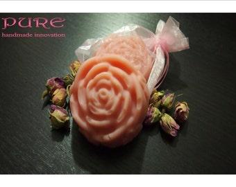 Handmede Soap Rose