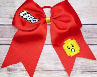 Lego Cheer Bow