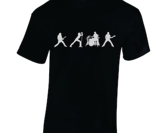Rock Band T shirt