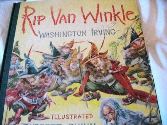 rip van winkle by washington irving essay