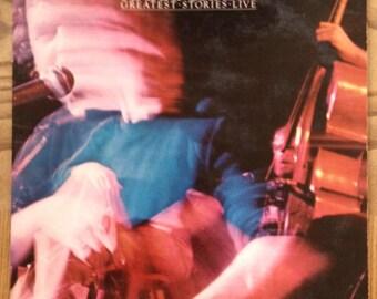 "Harry Chapin vintage vinyl record ""Greatest Hits"" Cats in the Cradle, 33 rpm 12"" vinyl album, singer songwriter albums, 70s pop rock"