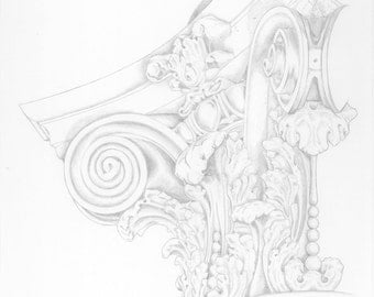 Study of a Column Capital