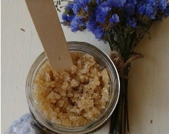 Exfoliating Sugar Scrub