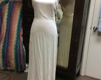 Vintage wedding  gown #4