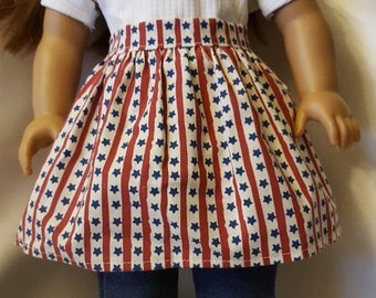 Apron for 18 inch doll.