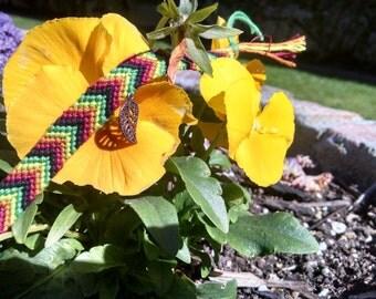 Leaf Charm Friendship Bracelet