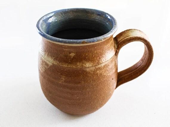 RAZ Hand-thrown Vintage Stoneware Mug