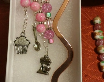 Build Your Own custom bookmark, made to order