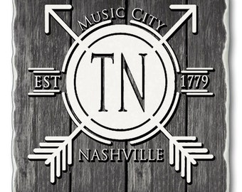 Music City Nashville Tennessee Coaster