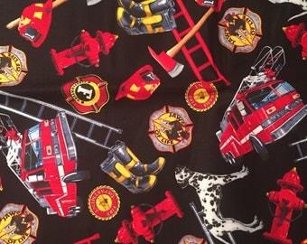 Firefighting Fabric