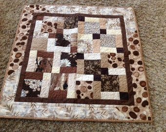 Large Quilted Table Topper