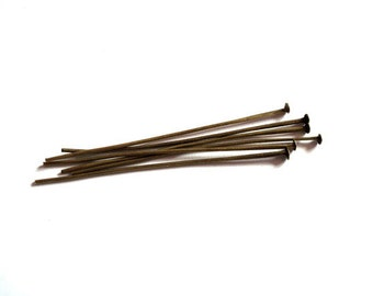 50 nails 5 cm bronze rods