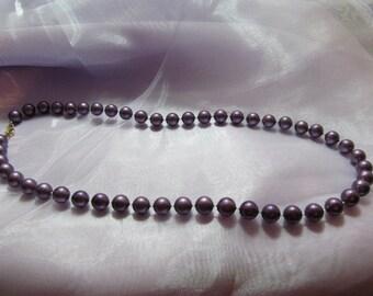Vintage Beads (purple)