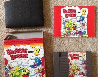 BUBBLE BOBBLE Part 2 - NES - Reproduction