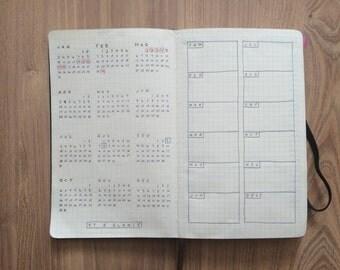 The Everyday Moleskine Journal & Planner