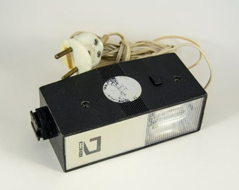 Electronic flash SEF 2 Vintage Soviet RUSSIAN USSR