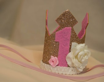 Birthday Crown Headband