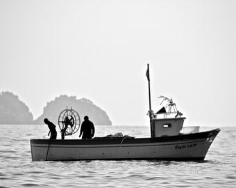 Fishermen, Almafi Coast