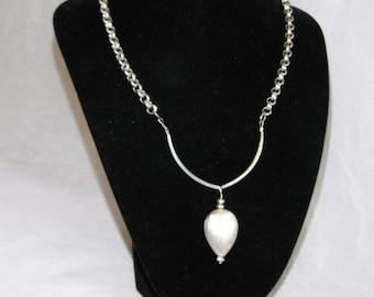 sterling silver necklase