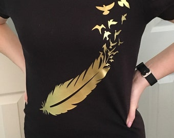 Birds of a Feather - tee