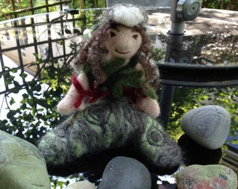 Selkie Needle Felt - Made to Order