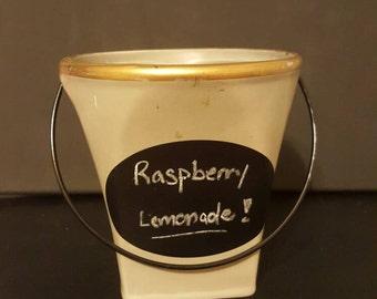 Raspberry Lemonade Candle