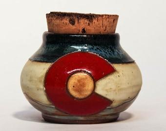 Colorado Stash Jar