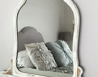 Antique Mirror Decor