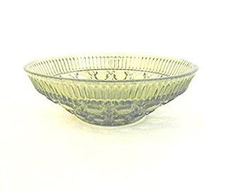 Retro Green Bowl