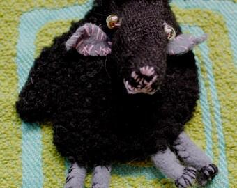 Scraggy Black Sheep