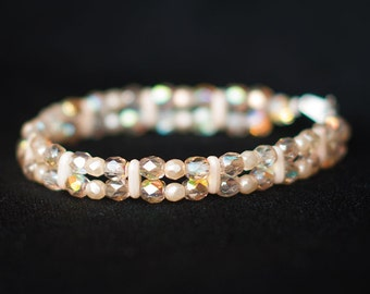 Sweet Radiant Bracelet with Soft Colors