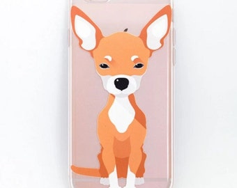 iPhone 6/6s case Chihuahua