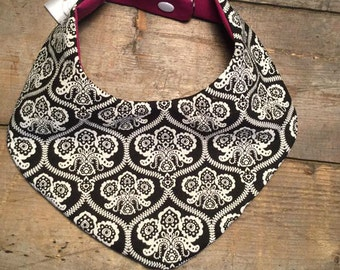 SALE! lace on bib for baby - waterproof for child - ideal for costuming your doll