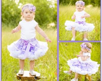 Baby Girl tutu, Premium tutu skirt pettiskirt, baby girl petticoat,extra full toddler birthday, Sofia Spring Inspired, photography props