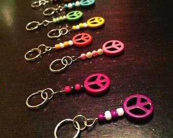 Peace Bridle or Dog Collar Charm