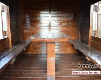 wooden house for children
