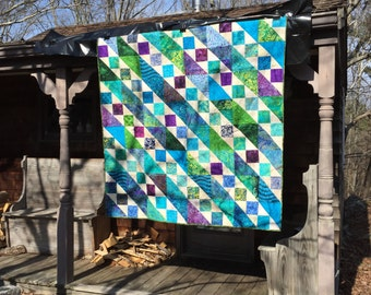 Icy Steps Quilt