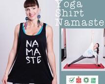 NAMASTE Yoga shirt