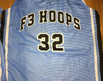 Custom Basketball Uniforms/jerseys for youth and adults - TOP ONLY