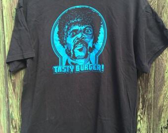 "Pulp Fiction ""Tasty Burgers"" Tee"