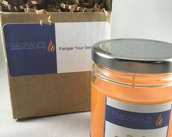 Honeydew Peach Soy Candle - Jar