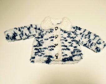 Infant sweater and/or hat