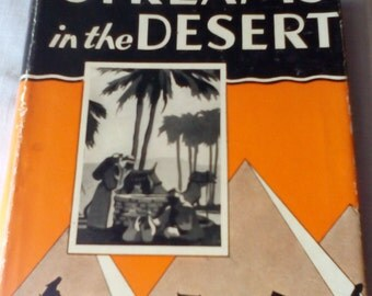 "Book - ""Streams in the Desert"" by Mrs Chas. E. Cowman - Third Edition 1956"